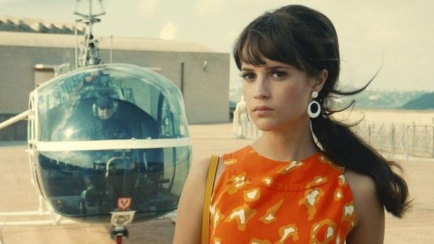 alicia vikander man from uncle - Google Search