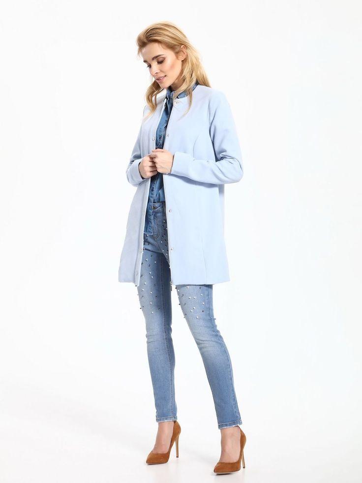 Top Secret S027551 Blue Coat