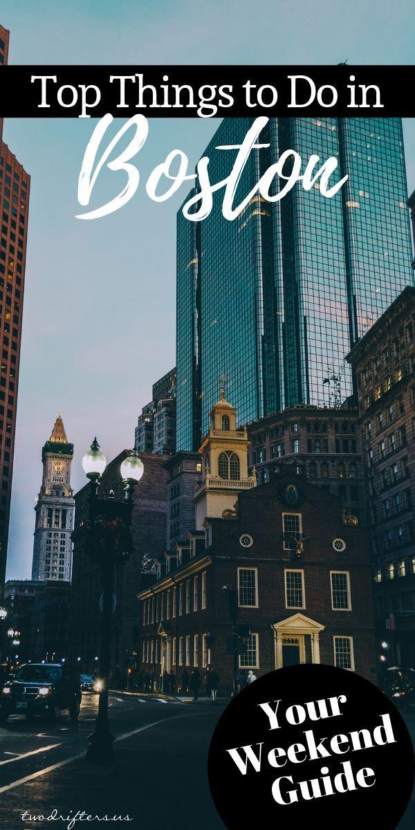 Coisas românticas para fazer em Boston: um guia para casais   – Favorite Places & Spaces   Travel