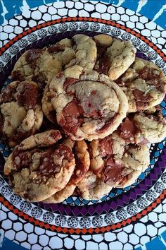 Cookies+comme+au+subway+!!