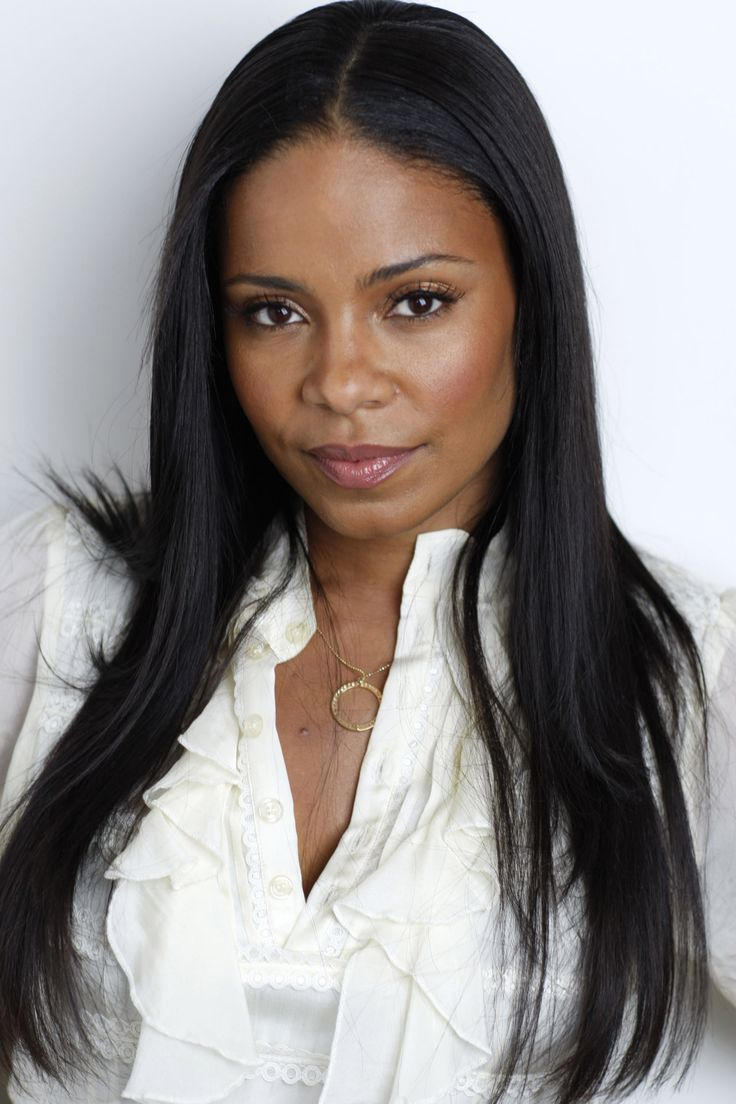 Sanaa Lathan.  She's not just a pretty face.     She holds 3 degrees (one from Yale) and has earned her place in the entertainment industry.  You rock!