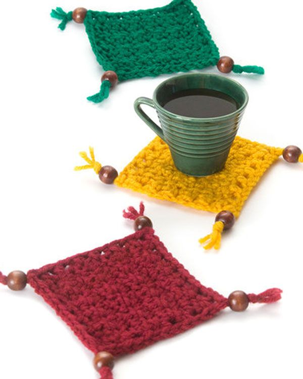 LW2248-Coaster-Set-optw...make bigger for pretty placemats...free pattern!