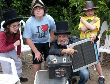 Make your own solar generator for under $300