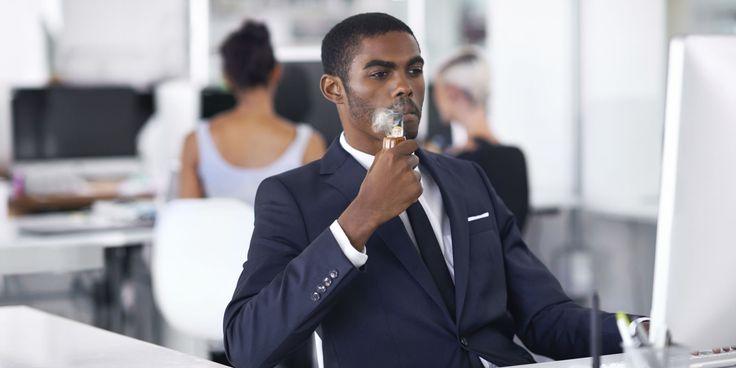 How safe are e-cigarettes?