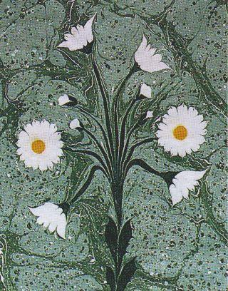 Turkish Marbling ( Ebru )Art