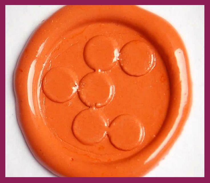 #Lacre Naranja
