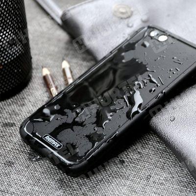 Pokrowiec etui na całą obudowę telefonu iPhone 6S Plus 6 Plus Remax waterproof białe