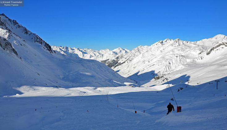 Station Grand Tourmalet  #boudutoulouse #trip #travel #ski #pyrénées