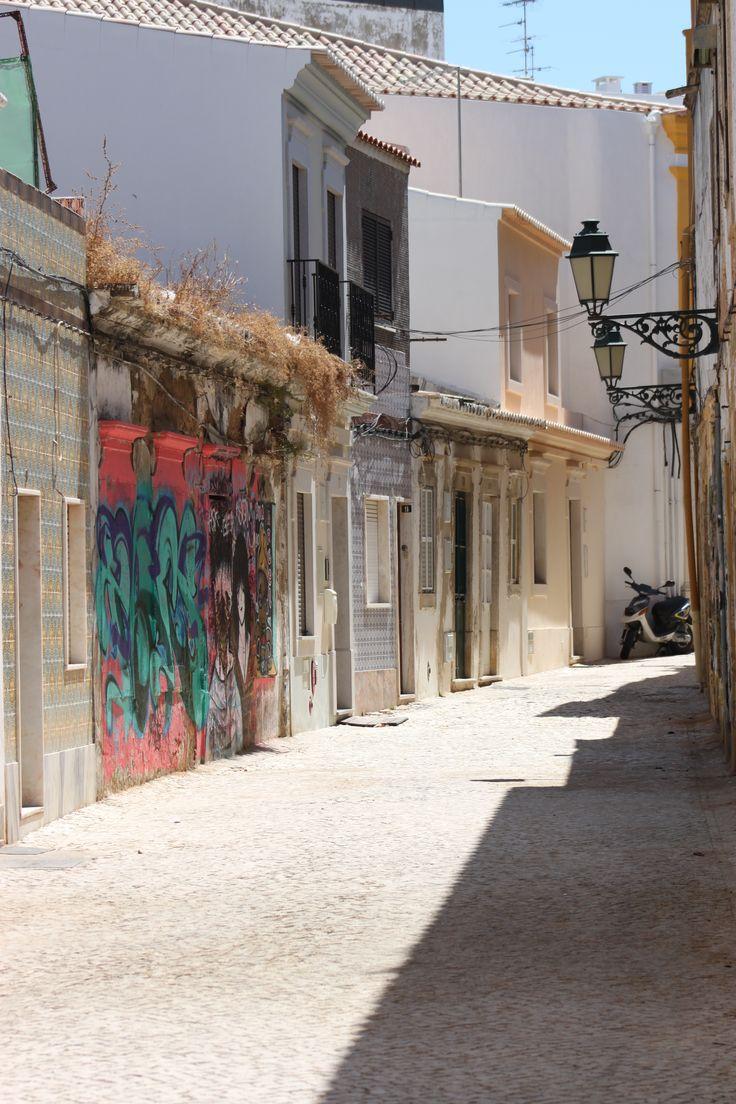 Old Faro, Portugal Algarve