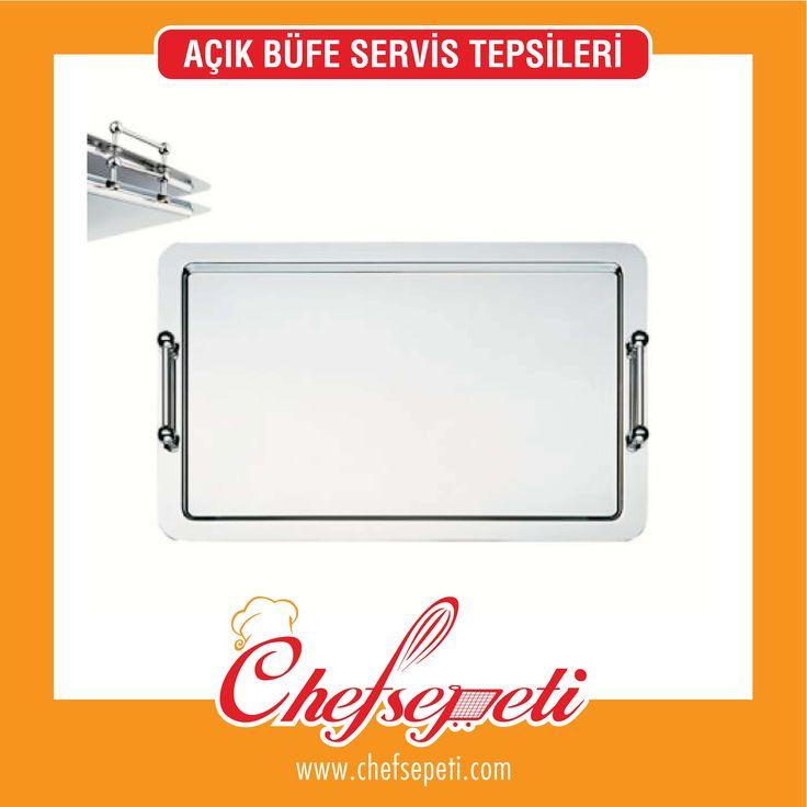 Açık Büfe Ekipmanları www.chefsepeti.com adresinde kapıda ödeme imkanı ile... #açıkbüfe #açıkbüfeekipmanları #buffet #servis #tepsi #yuvarlaktepsi #sunum #sunumtepsisi #best buffet #tepsiler #chefsepeti #açık #büfe #ekipmanları