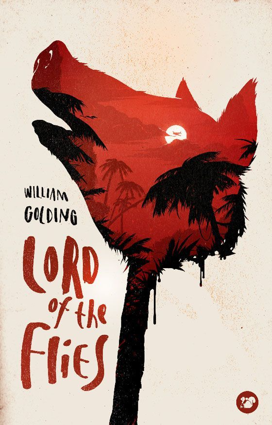 Lord of the Flies by Levente Szabo