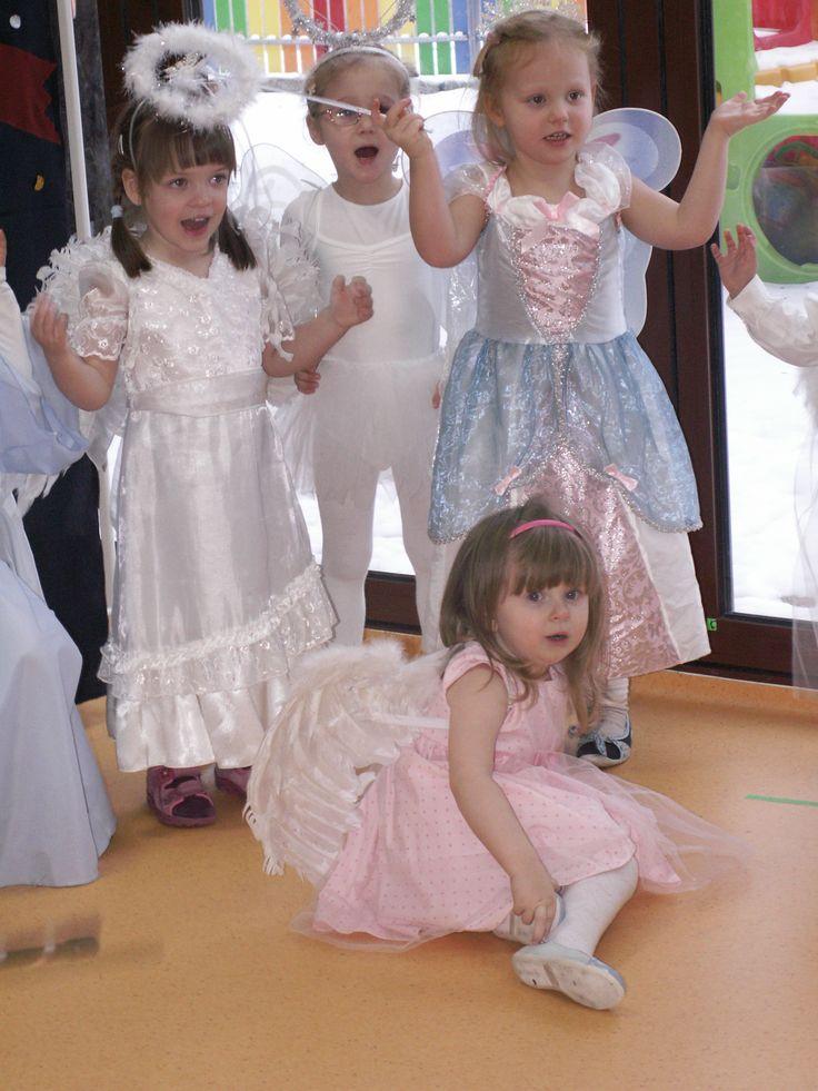 Nasze aniołki. Więcej na www.madrymaluch.edu.pl