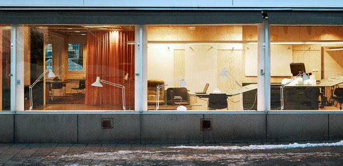 *스웨덴 키루나에 위치한 건축 사무소 [ White Arkitekter ] An Architecture Office, Kiruna, Sweden :: 5osA: [오사]