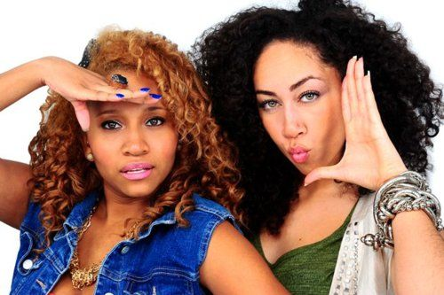 Andrea Lewis and Shannon Boodram  shannon boodram   Tumblr