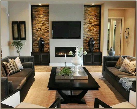 die besten 10+ tv paneel ideen auf pinterest - Moderne Wandgestaltung Wohnzimmer