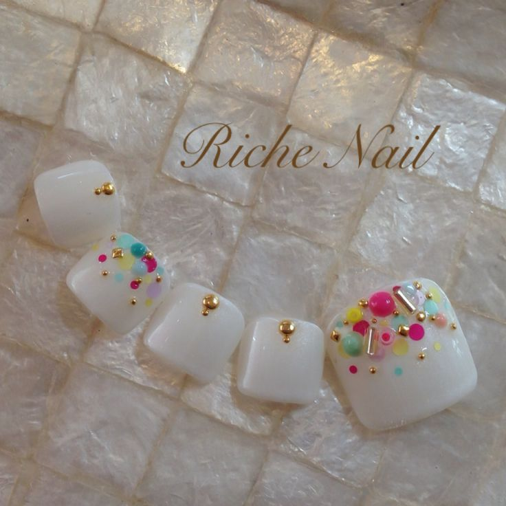 Riche Nail (ネイル)|ネイル画像数国内最大級のgirls pic(ガールズピック)
