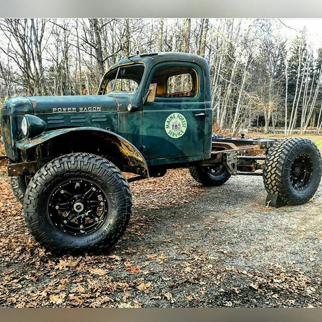17 Bästa Idéer Om Dodge Power Wagon På Pinterest
