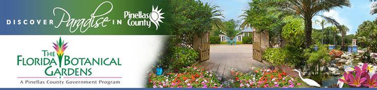 Pinellas County Florida - Florida Botanical Gardens Florida Botanical Gardens 12520 Ulmerton Road Largo, FL 33774  Phone: (727)582-2100 Free Admission!