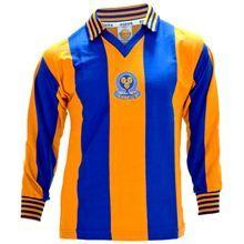 Picture of Shrewsbury Town 1980-1981 Retro Football Shirt
