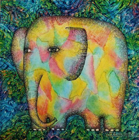 Радужный слон - Павлова Юлия