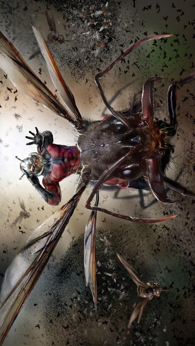 Ant-Man by John Gallagher *