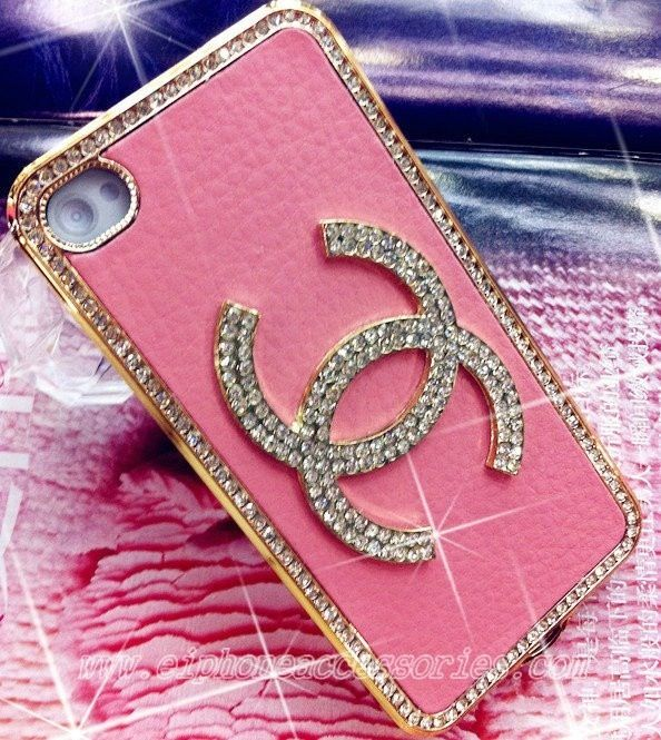 Coco Chanel 4S iPhone case. | random | Pinterest | Cases ...