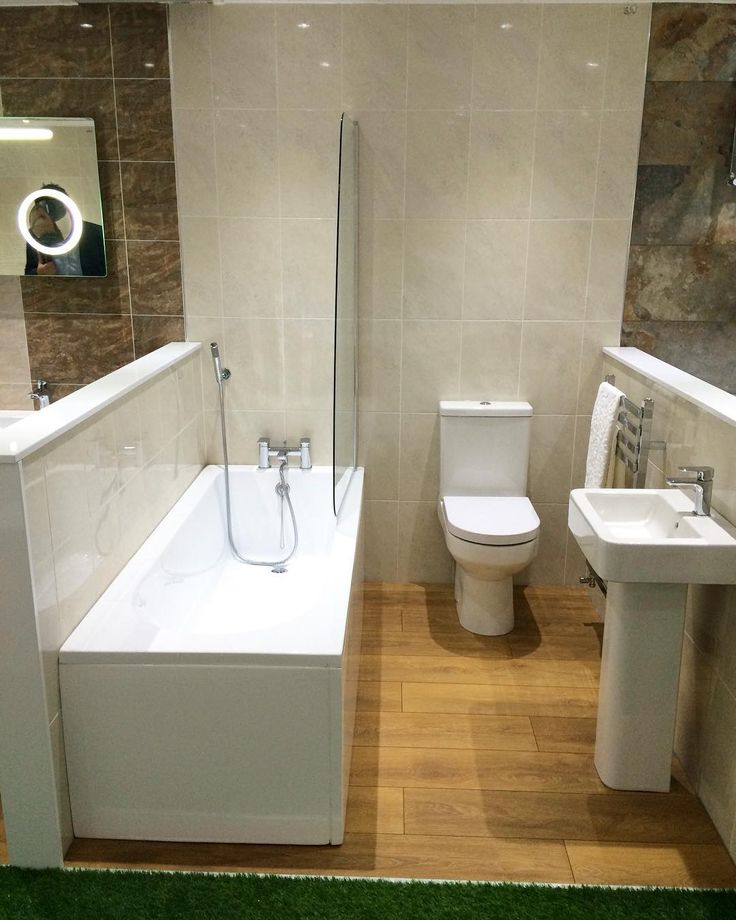 A Great Bathroom Showroom Experience Starts On Astro Turf
