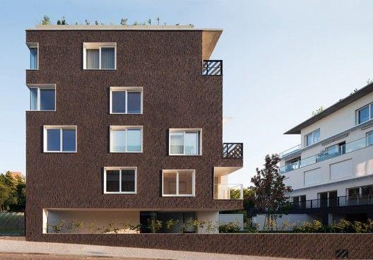 Block of Flats,Courtesy of znameni ctyr architekti