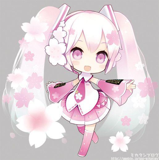 Nendoroid Sakura Hatsune Miku