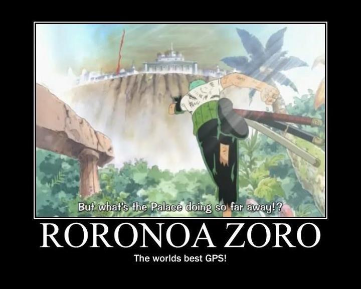 Roronoa Zoro - One Piece Meme   Anime Parodies / Meme ...