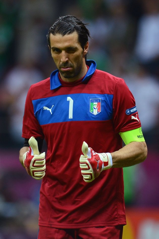 GIGI Buffon (Italy) : one of the greatest Goalkeeper ever