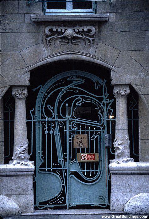 1000 images about art noveau 1880 1914 on pinterest for Architecture art nouveau