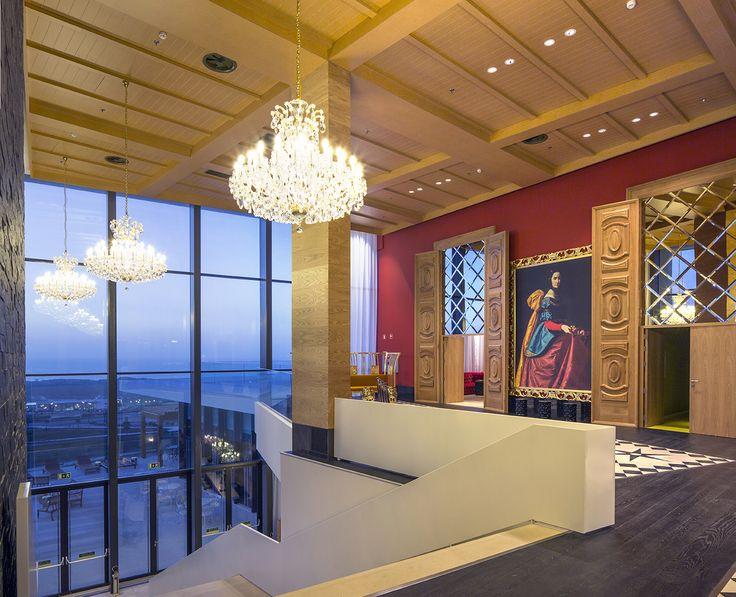 Evolutee Hotel Royal Obidos - Lobby www.golfandcountytravel.nl