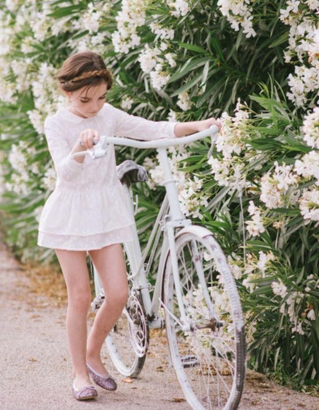 Moda para niñas primavera-verano de Plumeti Rain