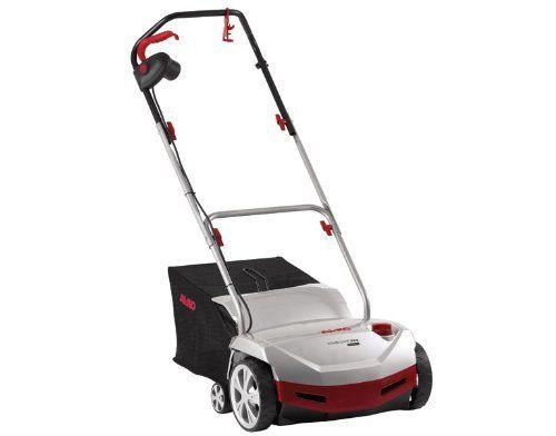 AL-KO Combi Care 38 E Comfort Scarificateur: Price:139Un multitalent pour scarifier ou aérer votre pelouse, avec un moteur puissant de 1300…