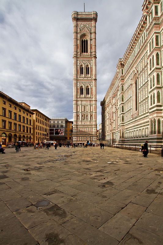 Piazza del Duomo, Florence, Tuscany, Italy