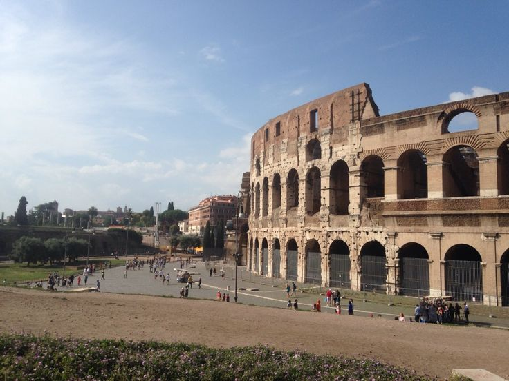 This was my last over seas visit in the military. Rome was brilliant. A must see for everyone.