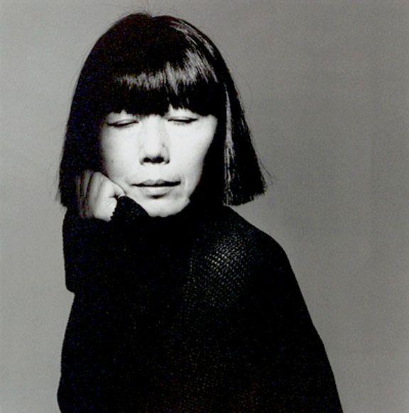 Rei Kawakubo. Photo by Irving Penn