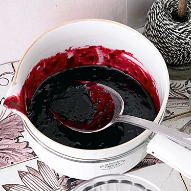 Holunderbeergelee Rezept | Küchengötter