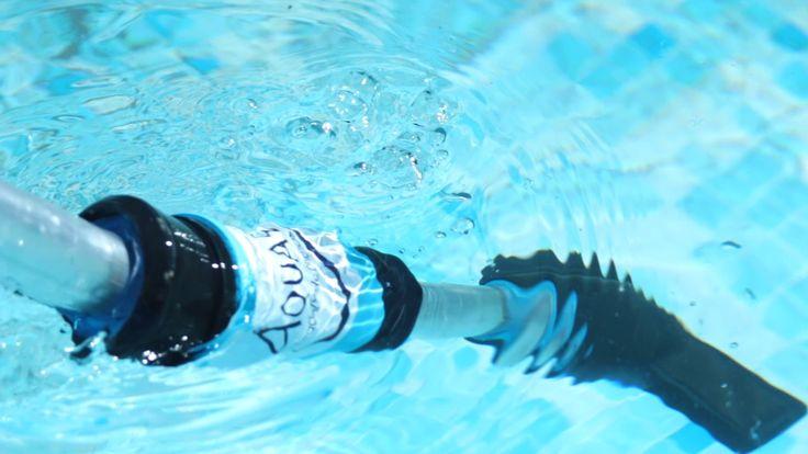Aqualimp   Aspiradora piscinas desmontables
