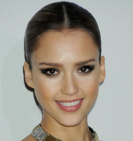 jessica alba makeup makeup looks pinterest i love