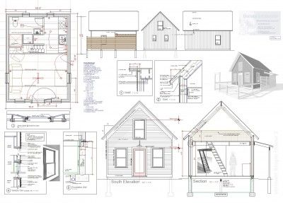 House Plans For Sale 1000 images about tiny house plans on pinterest cabin plans house plans and cottage style house Brattleboro Tiny House Plans For Sale Vermont Architect Robert Swinburne