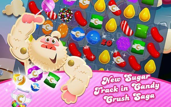 INFORMACION Candy Crush Saga, es un juego muy popular que puedes distraerte en la ahora de jugar con rompecabeza iOS,Android, Fire OS, Windows Phone, Windows 10 y Tizen.A partir de marzo de 2013,Candy Crush Sagasuperó aFarmVille 2como el juego más popular en Facebook, con 46 millones de...