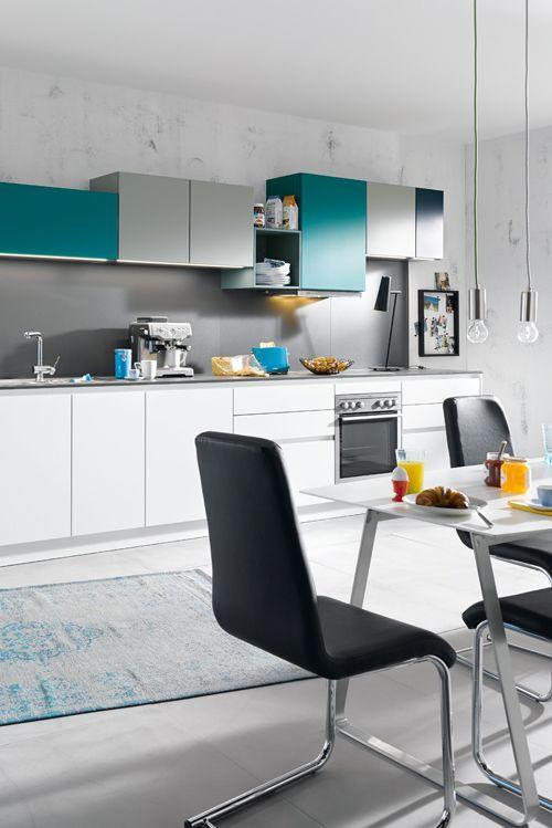 Die besten 25+ Farbe für küche Ideen auf Pinterest Graue küche - kuchengestaltung mit farbe 20 ideen tricks