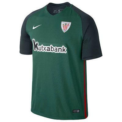 Segunda Equipacion Camiseta Athletic de Bilbao 2016-2017