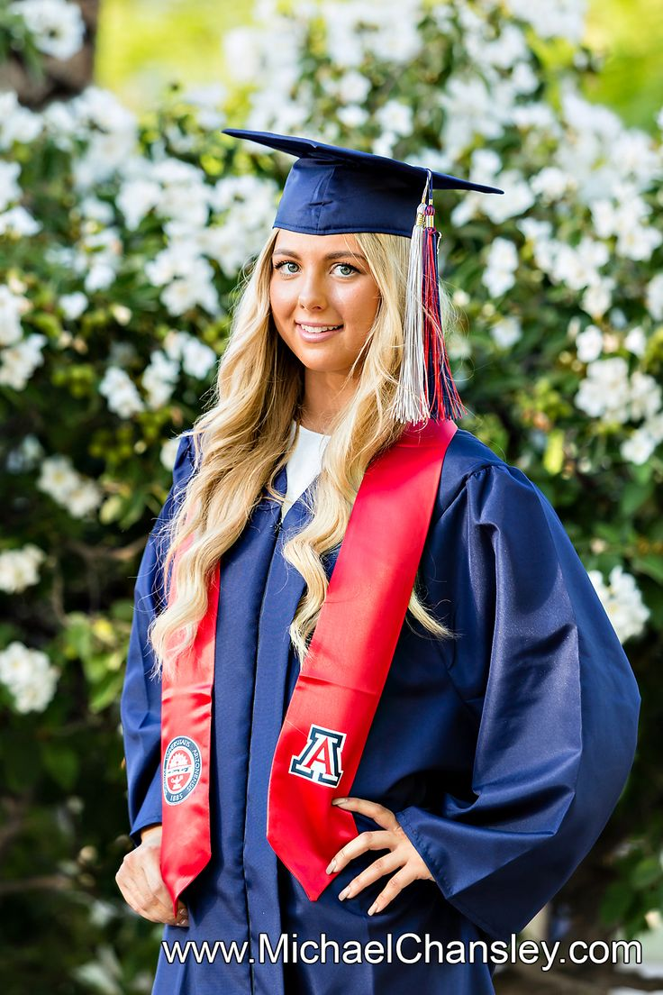 9 best University of Arizona Wildcats Senior Graduate Photo Portrait ...