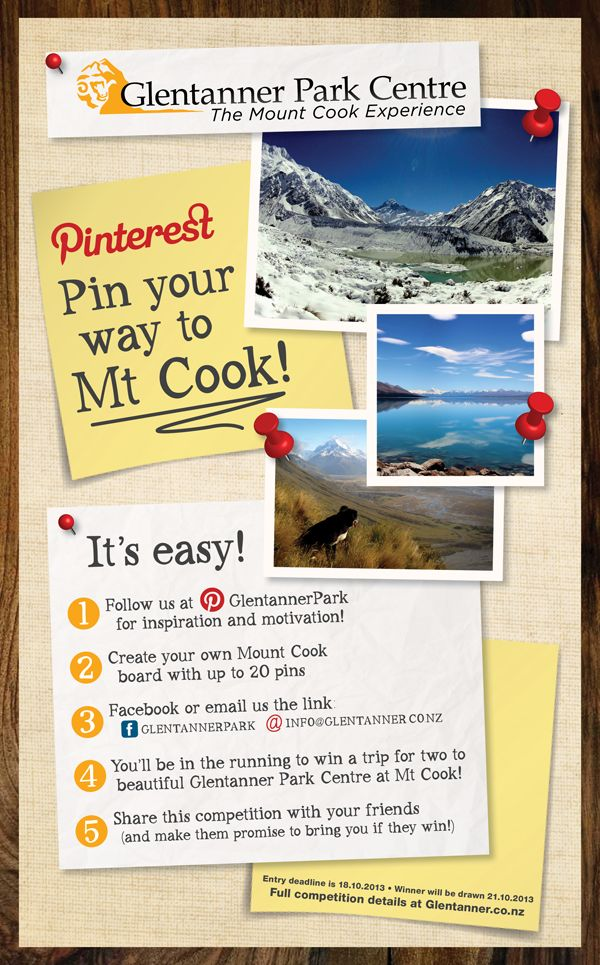 Win a Trip to Glentanner, Mt Cook! Includes accommodation and a horse trek for 2! http://www.glentanner.co.nz/book-online/specials