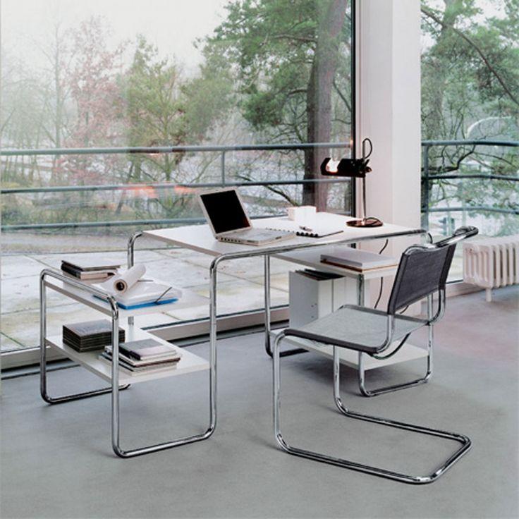 S285 Desk by Marcel Breuer for Thonet