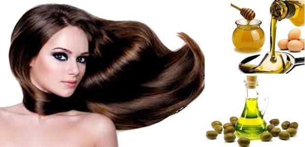 Long Silky Hair Care Tips With Olive Oil