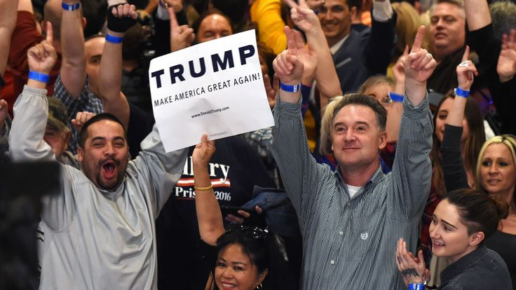 So, Who Are Donald Trump's Voters?